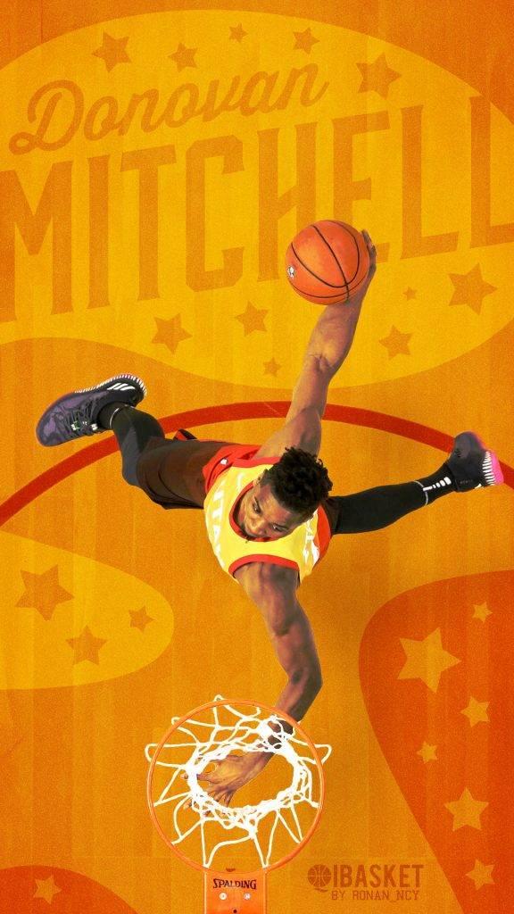 Donovan Mitchell : Dunk Master